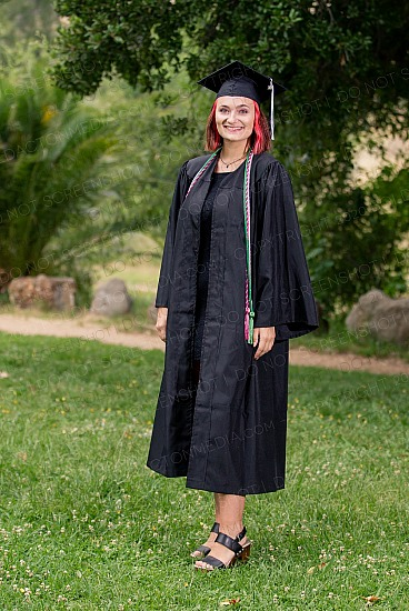 2020-06 Cap and Gown Pictures